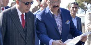 Cumhurbaşkanı Erdoğan'a yenilenen Yassıada'ya ilişkin bilgilendirme