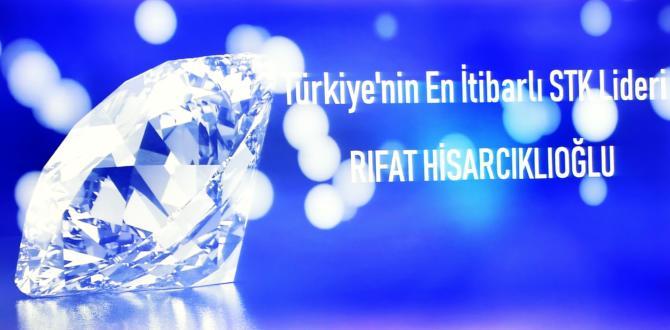 Hisarcıklıoğlu, 'Türkiye'nin En itibarlı İş Dünyası Sivil Toplum Kuruluşu Lideri' seçildi